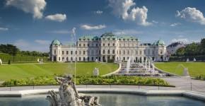 Schloß Belvedere, Wien