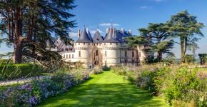 Schloß Chaumont-sur-Loire, Frankreich