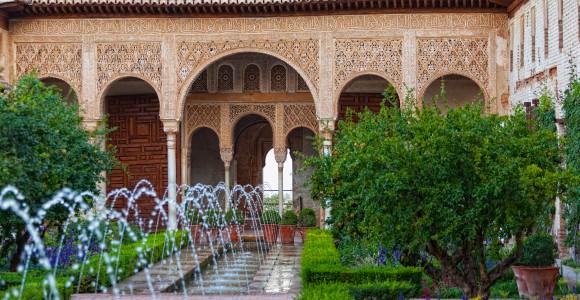 Spanien Alhambra
