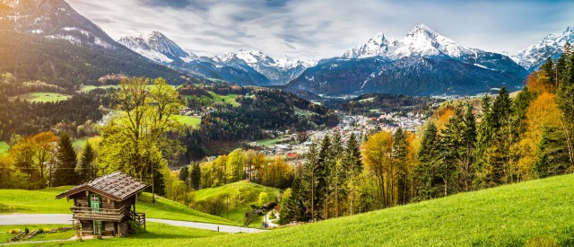 Berchtesgadener Land, Deutschland