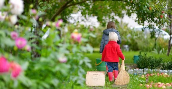 Garten für Kinder anlegen