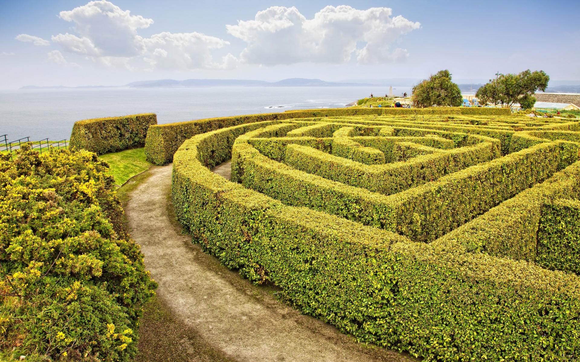 Englischer Garten Merkmale