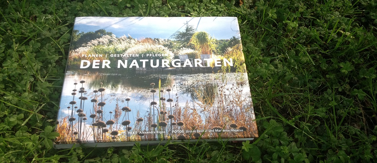 Buchvorstellung der naturgarten garten europa for Naturgarten gestalten
