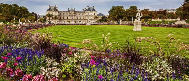 Schlossgarten Luxemburg