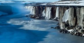 Selfoss Wasserfall - NP Vatnajökull