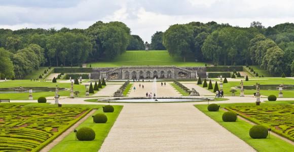 Barockgarten, Schloss Vaux-le-Vicomte, Boskette
