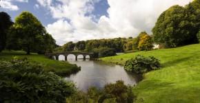 Brücke, Stourhead, England