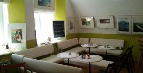 Cafe im Schloß