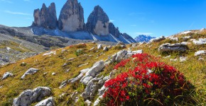 Drei Zinnen, Italien