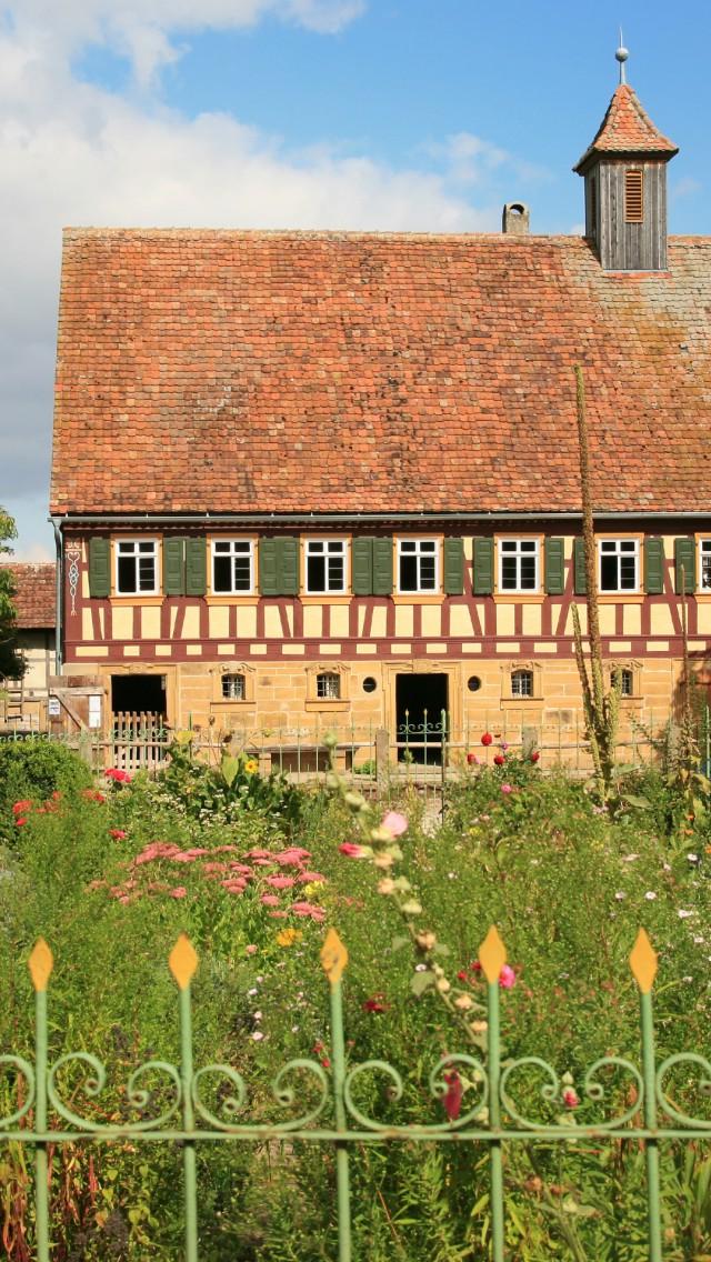 Bauerngarten Garten Europa
