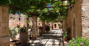 Innerer Klostergarten, Griechenland