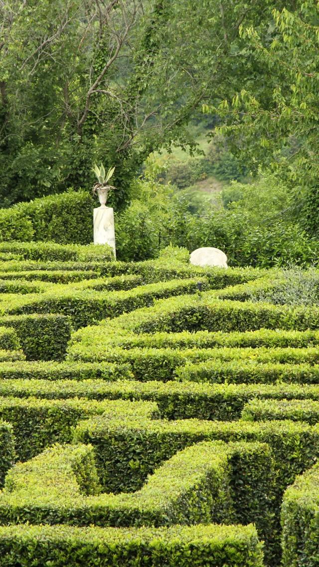 irrgärten - labyrinthe | garten europa,