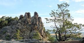 Nationalpark Harz, Teufelsmauer