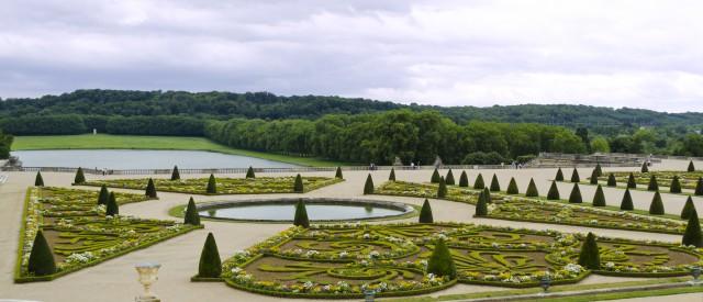 Parterre Süd, Schloss Versailles