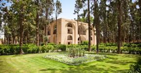 Pavillion, Garten von Bagh-e-Fin, Iran