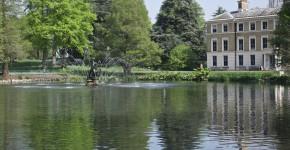 Pavillon, Kew Gardens