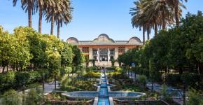 Persischer Garten, Naranjestan Garten, Iran