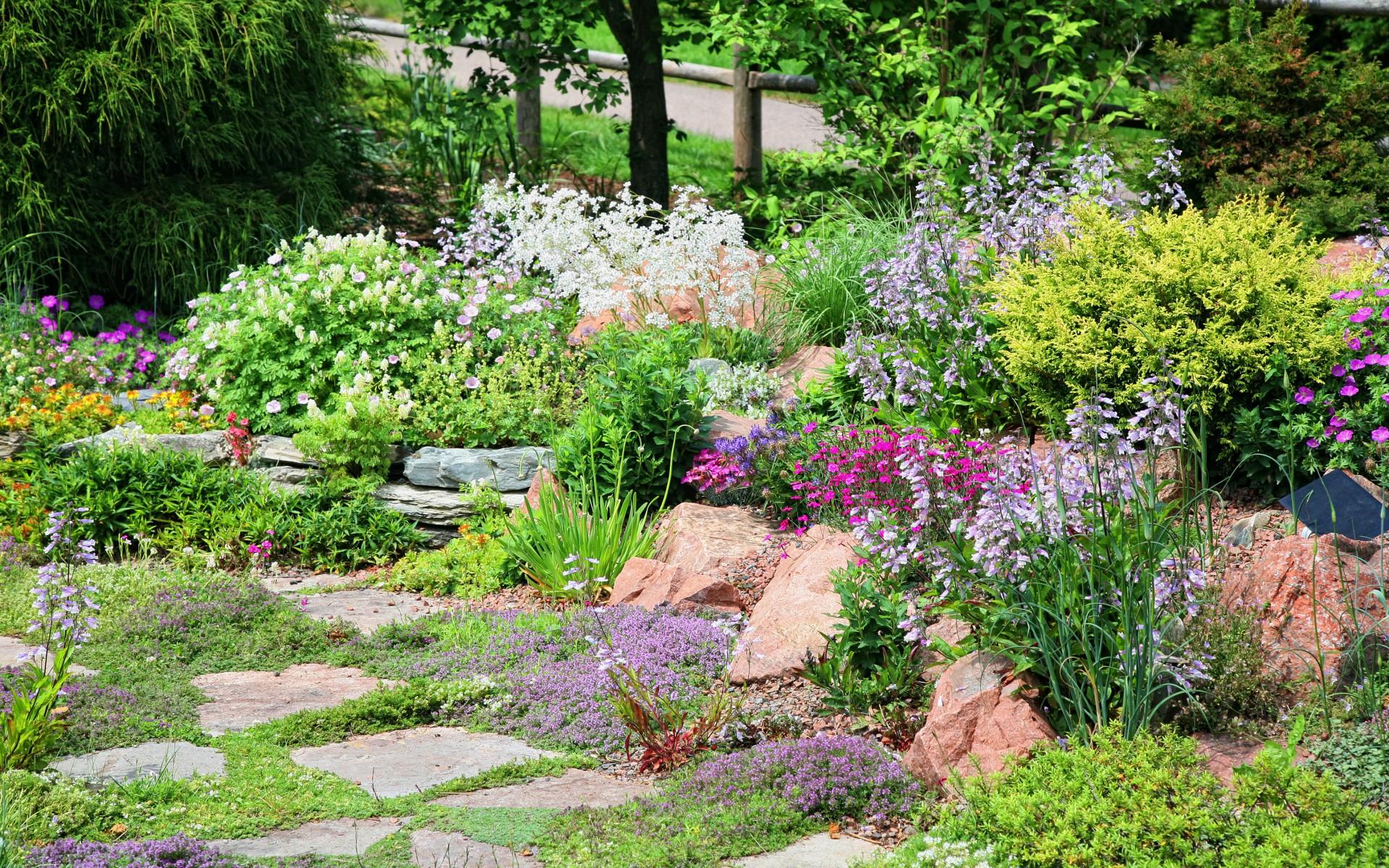 die steingärten | garten europa, Gartenarbeit ideen
