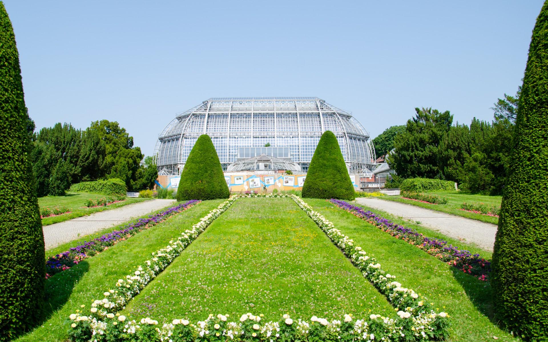 Botanischer garten  Botanische Gärten | Garten Europa