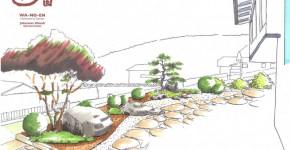 Entwurf, Harmonie im Garten