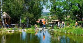 Gartenweg Schiltern