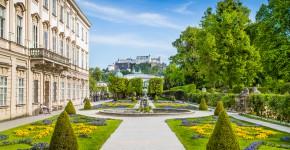 Schlossgarten Mirabell, Salzburg