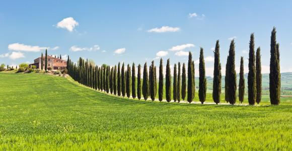 Unterkunft in der Toskana