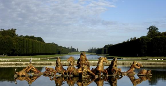 Wasseranlagen, Versailles