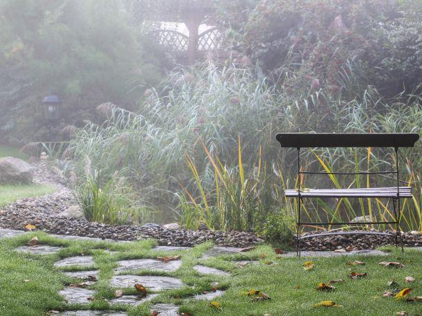 Herbsteinzug im Garten, Gartenteich winterfest machen, Lutz by pixabay.com