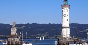 Bodensee, Deutsche Küste, Lindau