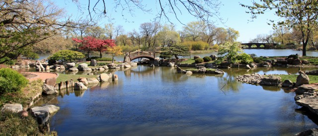 Japanischer Garten in Chicago