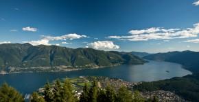 Lago Maggiore, Schweiz