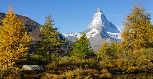Matterhorn, Schweiz