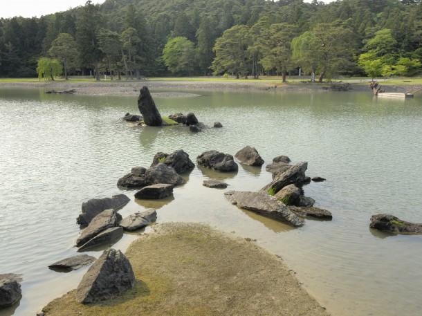 Paradiesgarten, Motsuji Garten