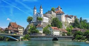 Schloss Aarburg, Schweiz