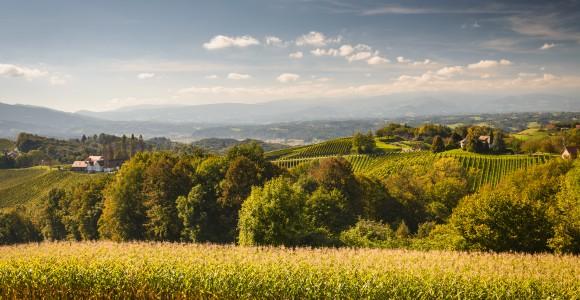 Steirische Toskana, Österreich