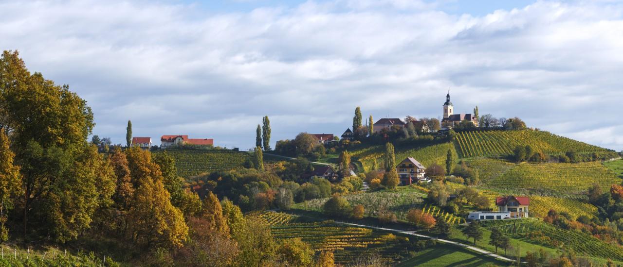 Südsteirische Weinstraße, Kitzeck