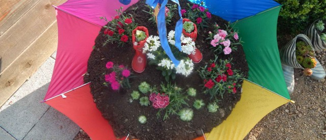 Frühling im Kräuter- und Hexengarten Söchau