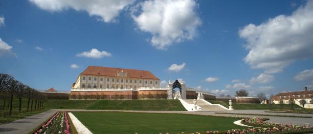 Frühling im Schlossgarten Schloss Hof, (c) Schloss Hof