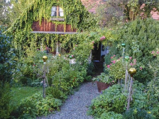 Magonia Garten