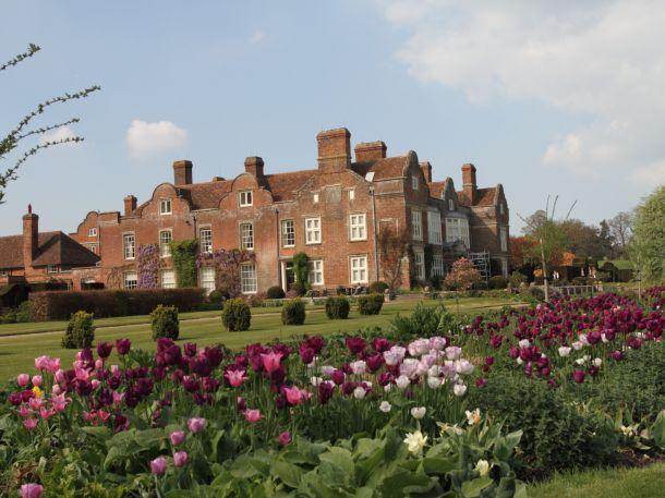 Kent Gardens, Godinton Haouse, (c) Kent Gardens