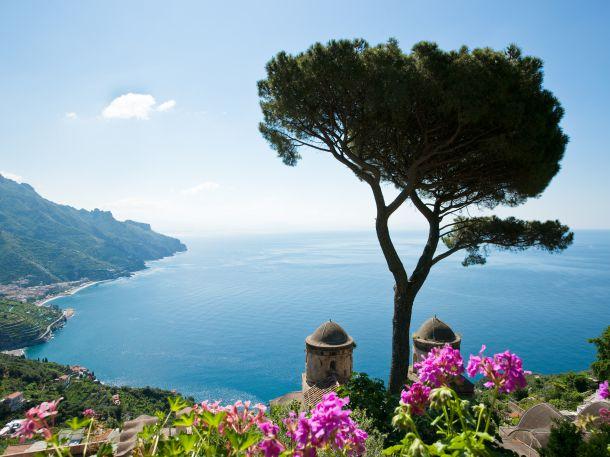 Amalfi Küste, Italien