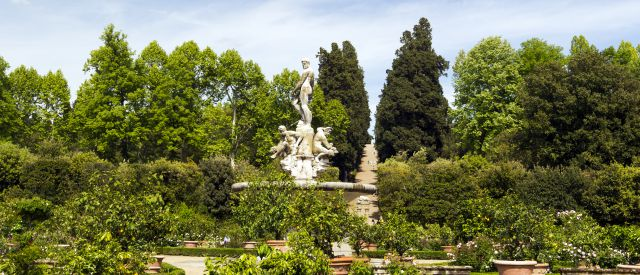 Boboli Gardens, Florence, Italy_shutterstock_109176623