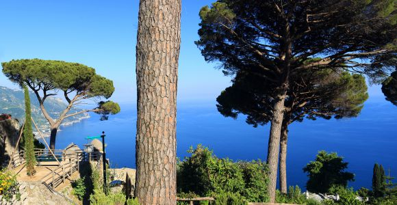 Park in Ravello, Amafi Coast, Italy, Europe_shutterstock_188822774