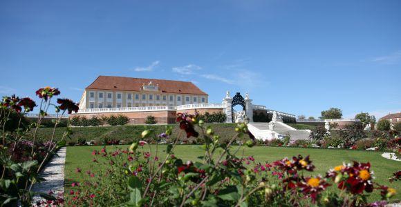 Schloss Hof und seine Terrassengärten_im Herbst, (c) Schloss Hof