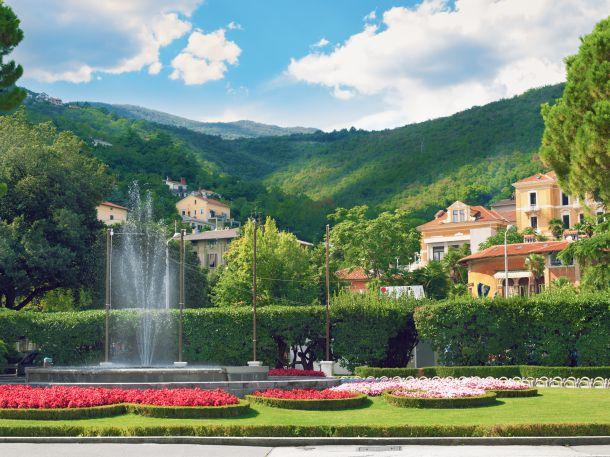 Botanischer Garten Opatija, Kroatien