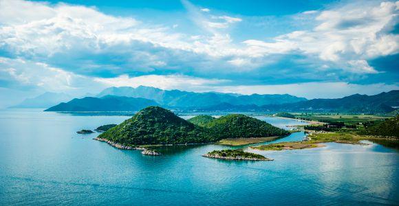 Inseln im Süden Kroatiens