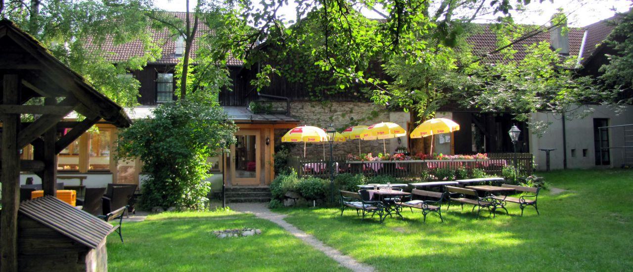 Nostalgiegarten, (c) Steinschalerhof