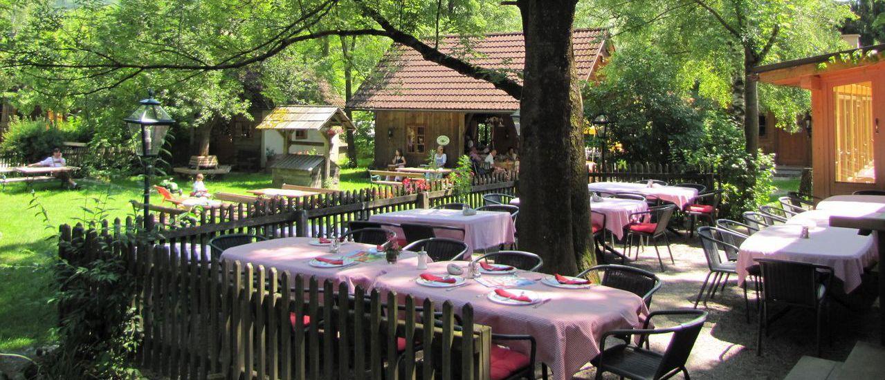 Nostalgiegarten Steinschalerhof, (c) Steinschalerhof