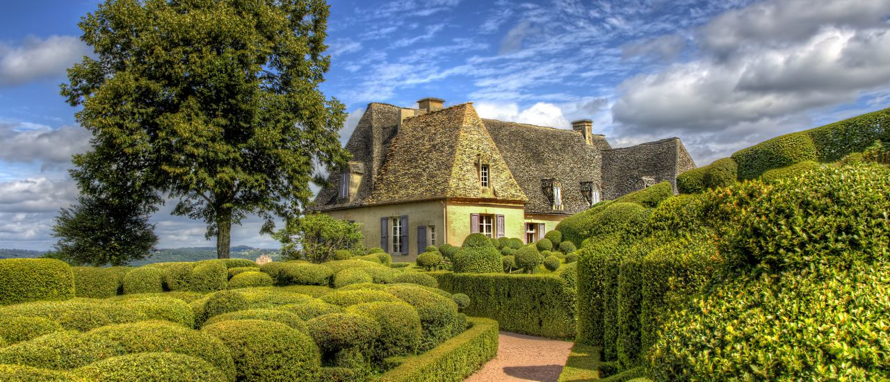 Les Jardins de Marqueyssac, Frankreich